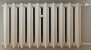 How to remove a radiator for decorating
