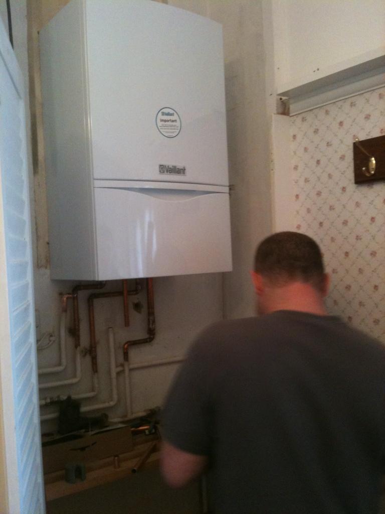 boiler installer e4