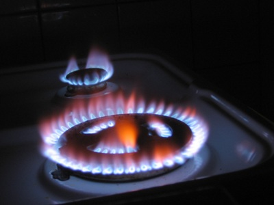 Gas cooker repair