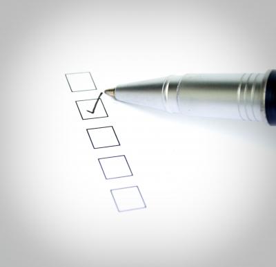 Boiler Service Checklist