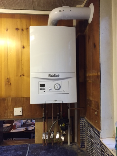 New Boiler Install Chingford - RJ Gas Appliances Limited