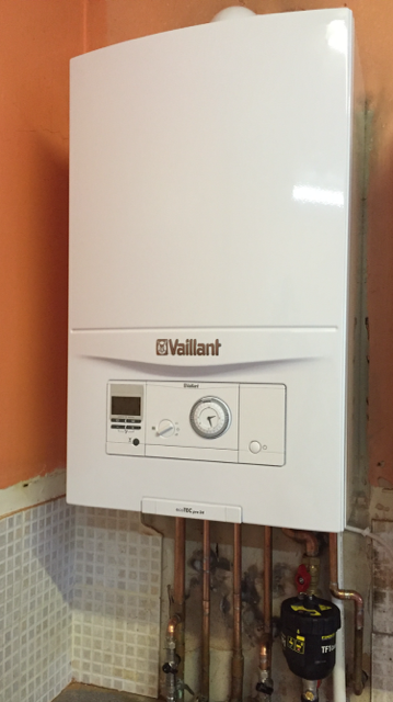 vaillant boiler installed in plaistow rj gas appliances limited. Black Bedroom Furniture Sets. Home Design Ideas