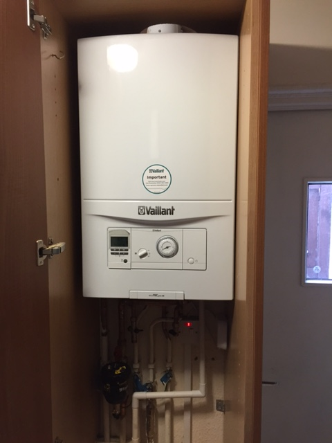 New Vaillant in Leyton - RJ Gas Appliances Limited