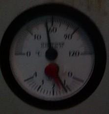 boiler pressure guage