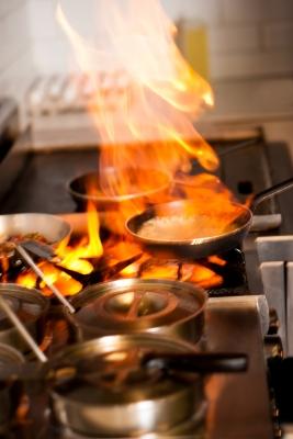 maintenance of gas appliances